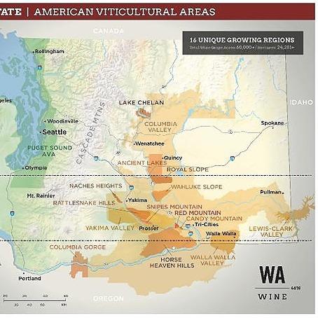 Explore North American Wines Beyond California: Reserve Wine Box