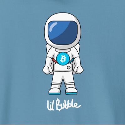 Lil Bubble Merch Link Thumbnail | Linktree