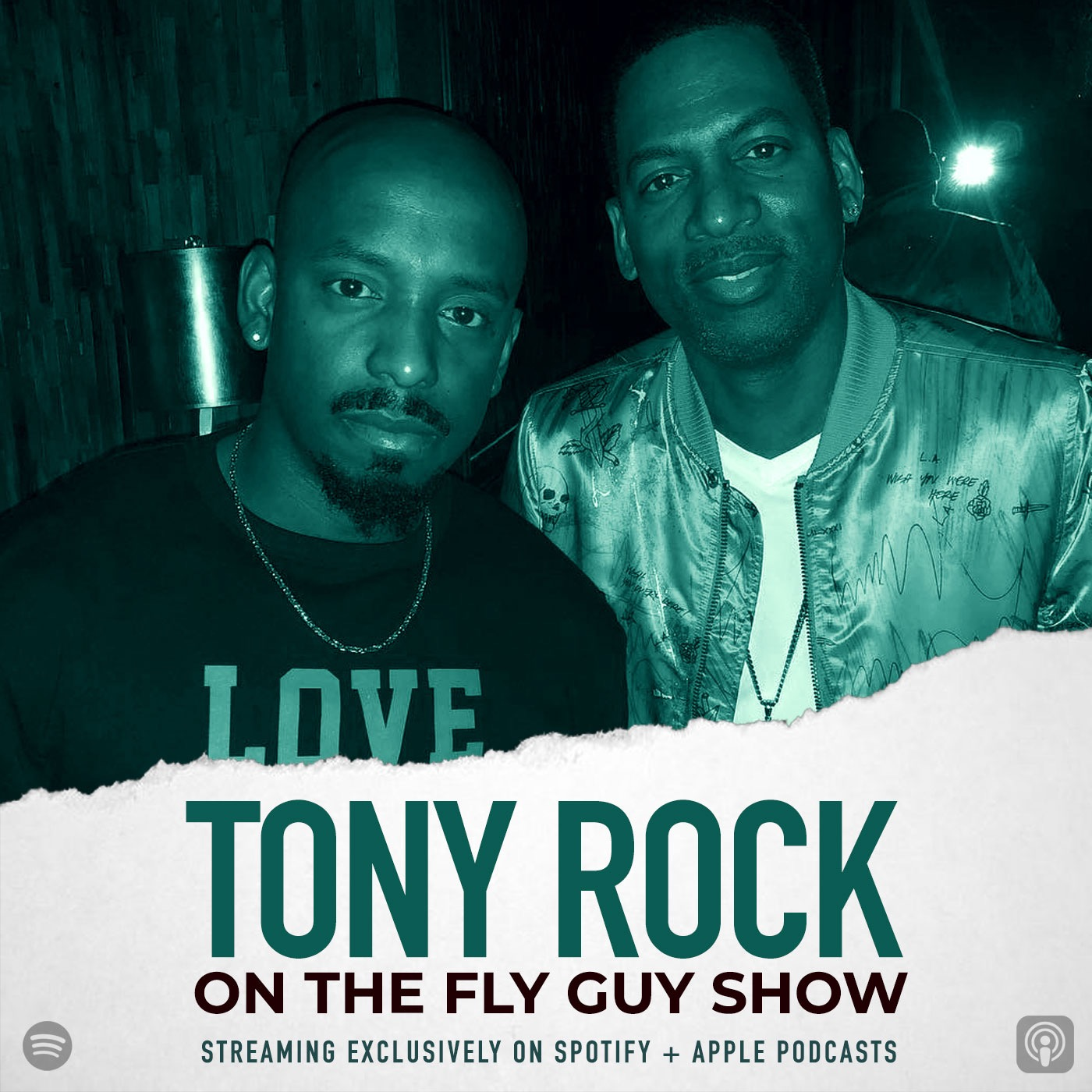 The FLY GUY Show - Spotify Podcast