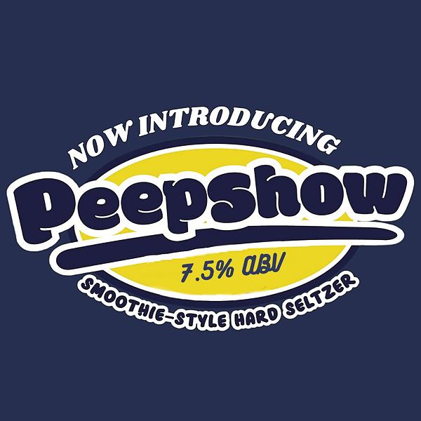PEEPSHOW - Smoothie Style Hard Seltzer Series