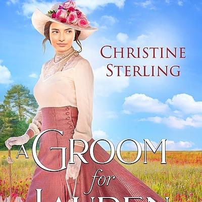 @christinesterling A Groom For Lauren (Blizzard Brides #25) Link Thumbnail   Linktree