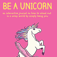 Buy Be A Unicorn Journal