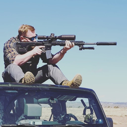Rainier Arms Armory Staff Erik Wartena - Lead Gunsmith   Link Thumbnail | Linktree