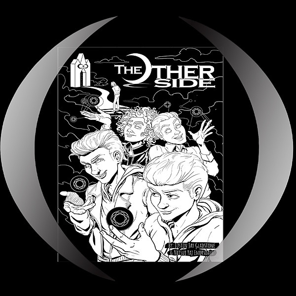 WELCOME, TO THE ☽THER SIDE BUY ☾ THE OTHER SIDE II: ☽ ON AMAZON   Link Thumbnail | Linktree