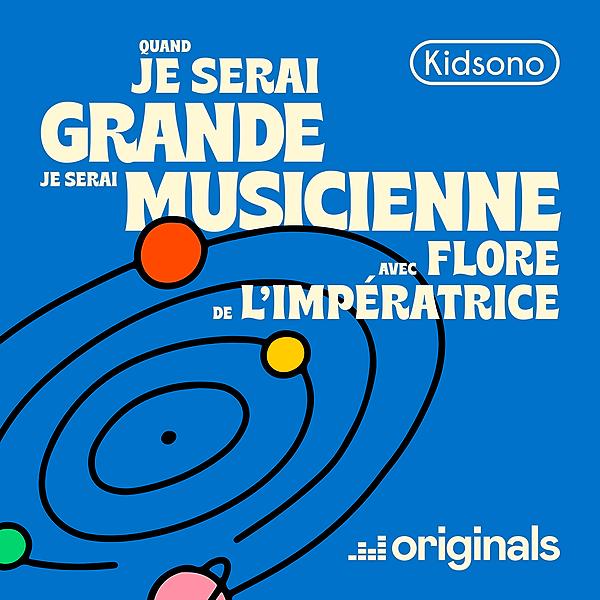 KIDSONO L'IMPÉRATRICE x KIDSONO Link Thumbnail | Linktree