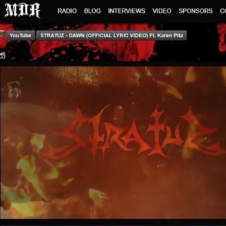 STRATUZ Metal Devastation Radio Link Thumbnail | Linktree