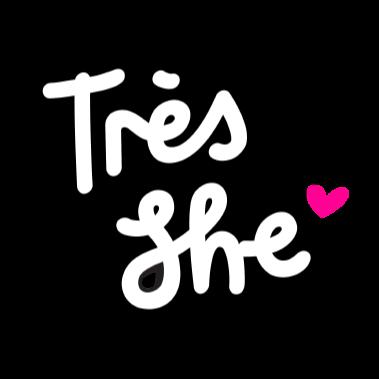 Follow us on Social (tres.she.social) Profile Image | Linktree