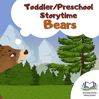 Temecula Library Storytimes Bear Storytime Link Thumbnail   Linktree