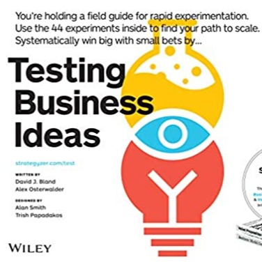 "#Bônus Melissa Perri - livro 3 ""Testing Business Ideas"""