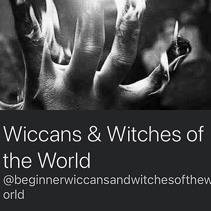 Wiccans & Witches of the World Facebook Page ✨ Link Thumbnail | Linktree