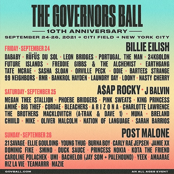 @Amaarae_ 26/09/2021 - The Governors Ball, New York  Link Thumbnail | Linktree