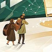 The Atlantic How Technology Could Revolutionize Refugee Resettlement Link Thumbnail | Linktree