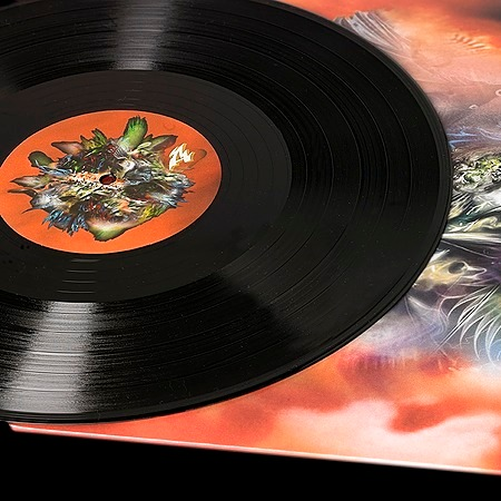 SHOP Limited Edition Vinyl