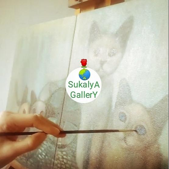 Sukalya Chearanantana (sukalya_artist) Profile Image | Linktree