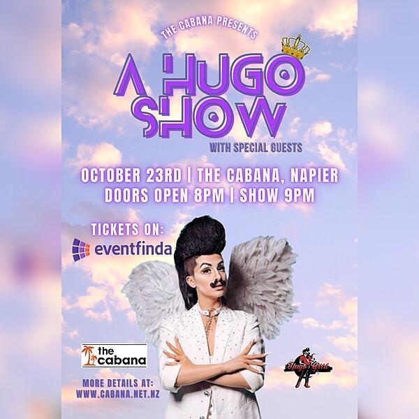@BoombFunk A Hugo show tickets - October 23rd Link Thumbnail | Linktree