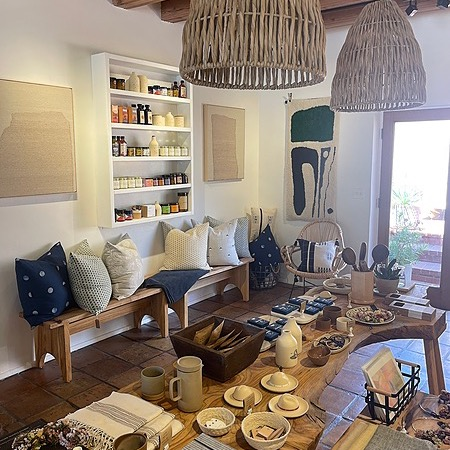 """@folklore.santafe Latest Press: Vogue """"A New Luxurious Hotel Is Just the Latest Reason to Visit Santa Fe"""" Link Thumbnail   Linktree"""