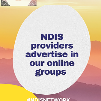 @ndis.network Join our Facebook NDIS community groups Link Thumbnail | Linktree