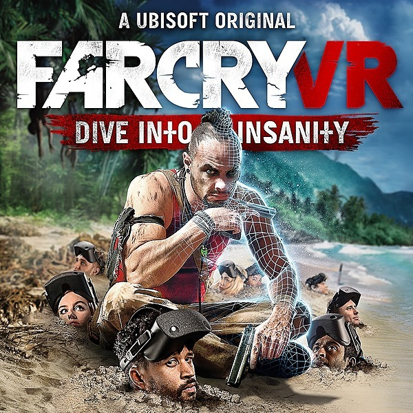 @nDreamsVR Book Tickets for Far Cry VR Link Thumbnail | Linktree