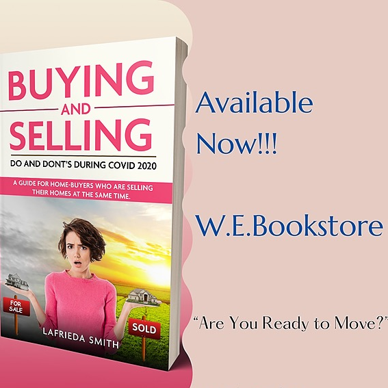 @AuthorLaFrieda (W.E.Bookstore)Buying and Selling🏡 (paperback) Link Thumbnail | Linktree