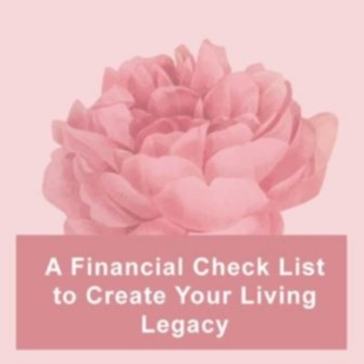 Checklist for Creating Your Living Legacy