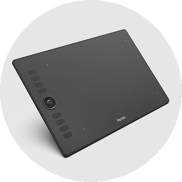 @parblotech USA - A610 Pro Drawing Tablet Link Thumbnail | Linktree