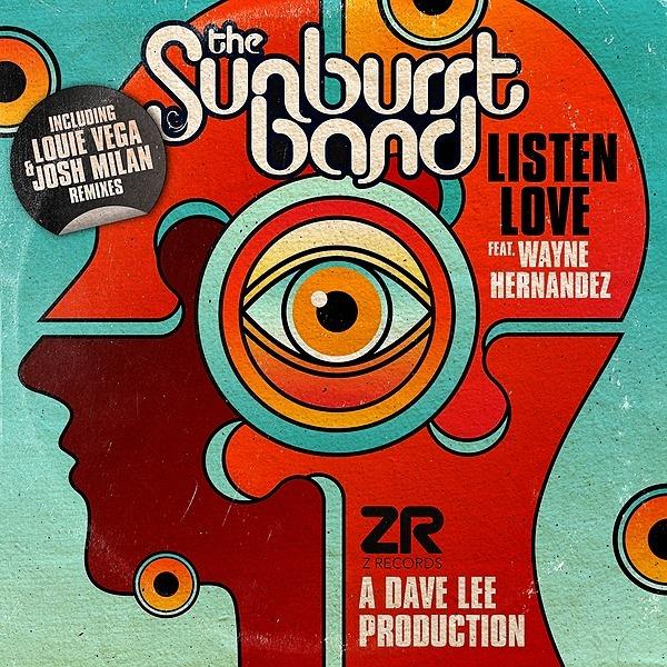 @Zrecordsuk The Sunburst Band - Listen Love  Link Thumbnail | Linktree