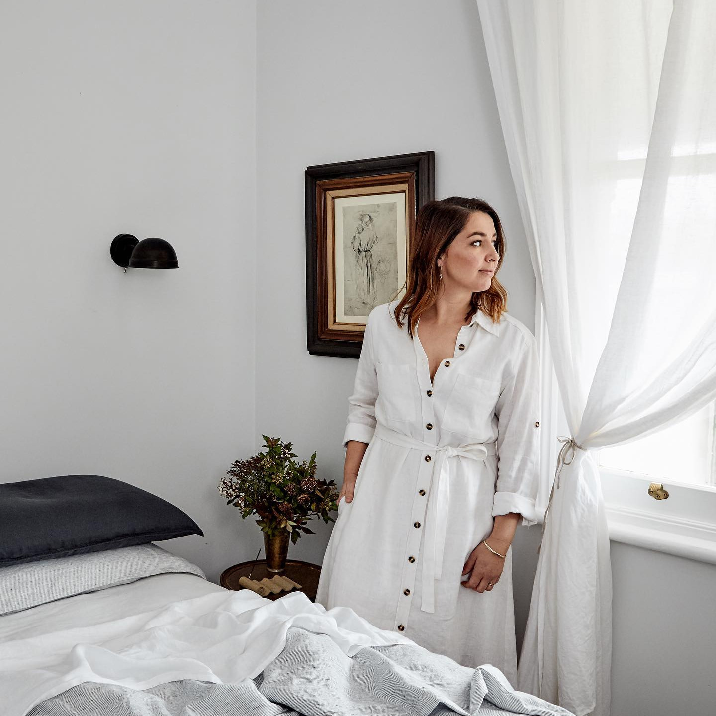 See the Home Tour with BedThreads