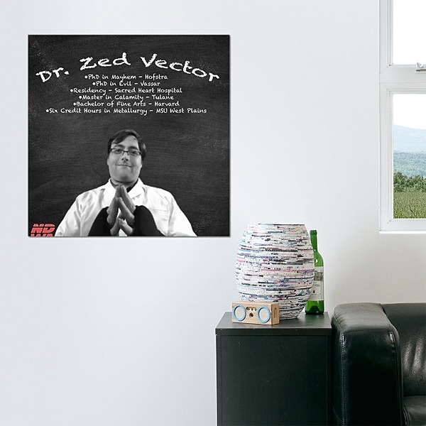 Dr. Zed Vector (Classroom)