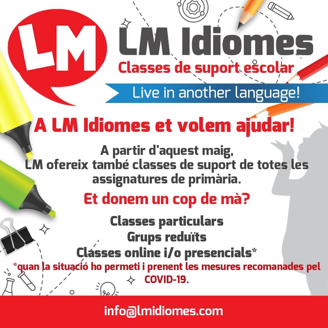 @lmidiomeslleida Classes de suport escolar Link Thumbnail   Linktree