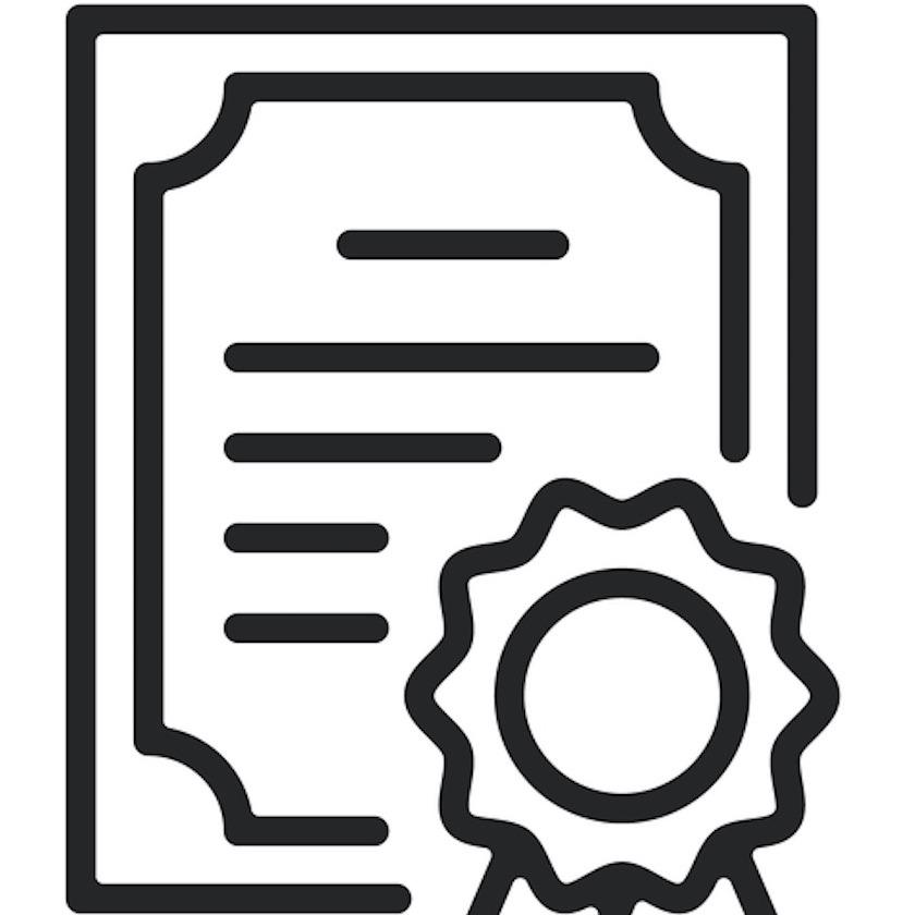 IE Certification Details