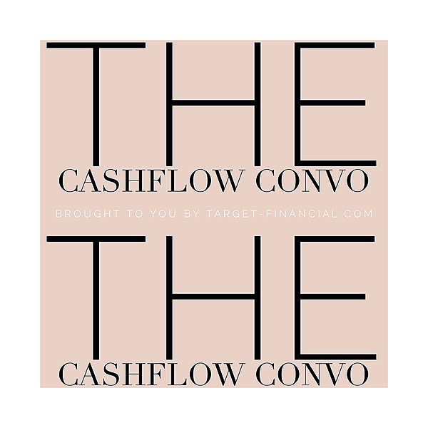 Increase Your Cash Flow w/ Me! The CashFlow Convo Podcast [Listen] Link Thumbnail | Linktree