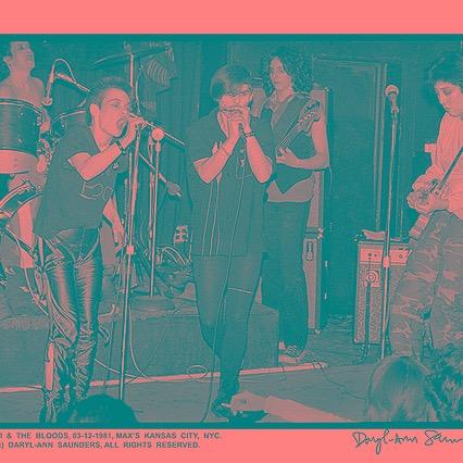 "@DASaunders Prints in ""NEW YORK, NEW MUSIC 1980-1986"" exhibit Link Thumbnail | Linktree"