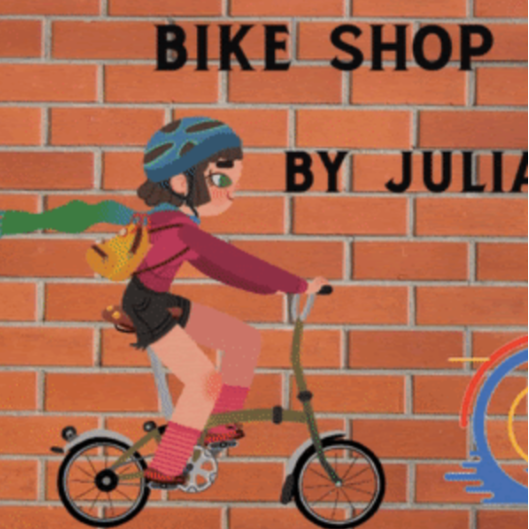 @GiftedTawk Bike Shop Brokers (Design a Bike) Link Thumbnail | Linktree