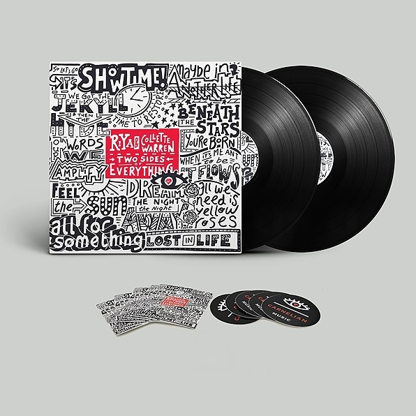 Welcome to Riyality MERCH: Two Sides of Everything LP Vinyl Bundles Link Thumbnail | Linktree