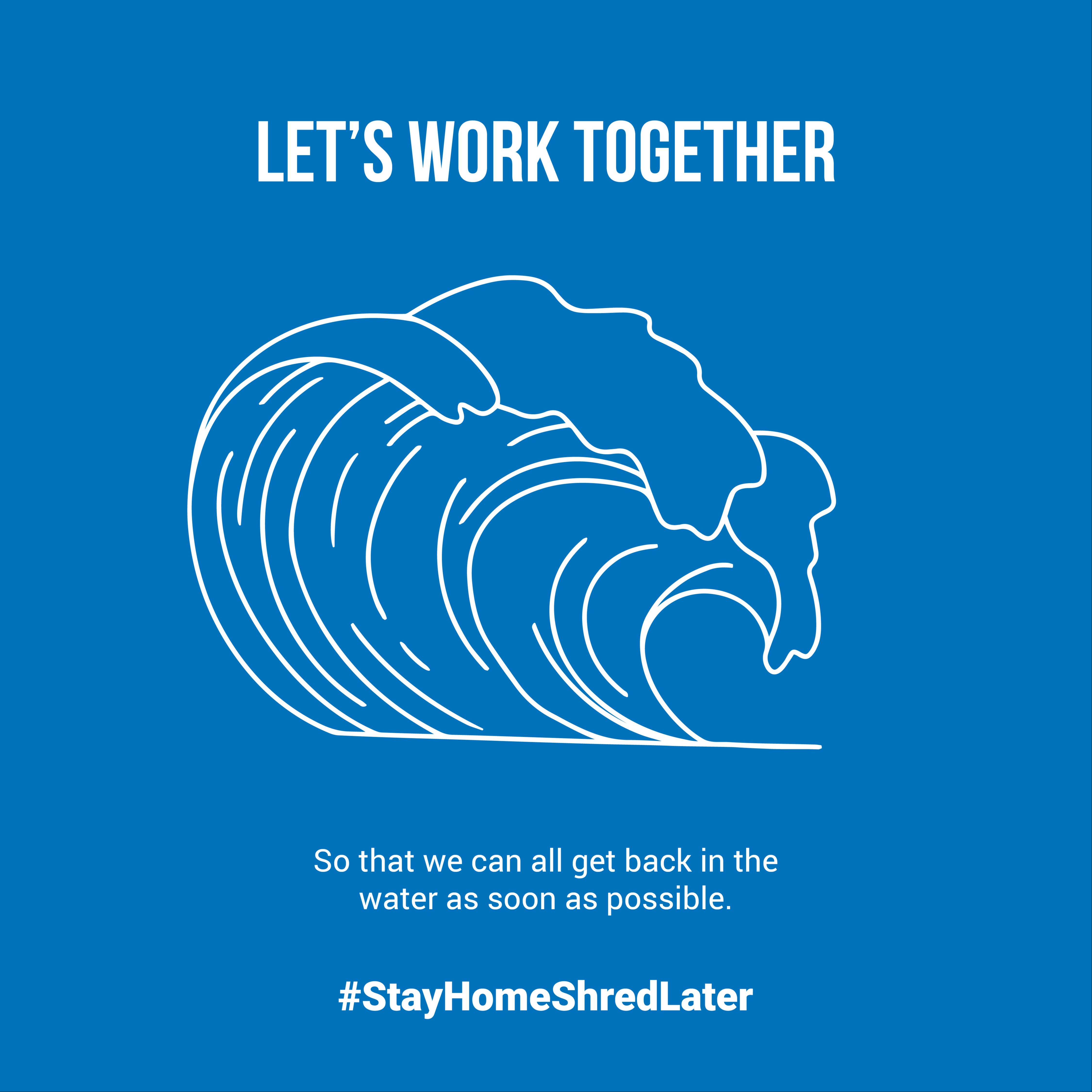 Tips to #StayHome ShredLater