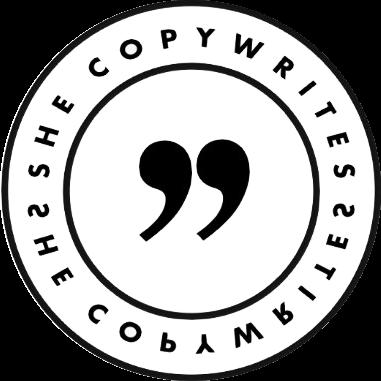 @shecopywrites Profile Image | Linktree