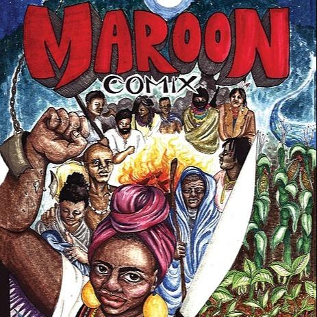 @FreeMaroonNow maroon comix Link Thumbnail | Linktree