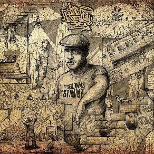 MC RENE - Igendwas Stimmt (Album, Vinyl & CD)