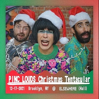 @PincLouds TICKETS: Christmas Tentacuar  Link Thumbnail | Linktree