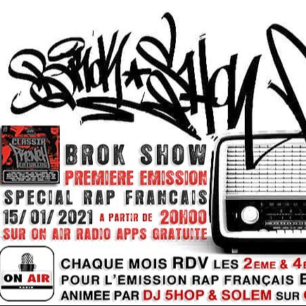 @brokshow Brok Show Old School Classik - 15.01.2021 Link Thumbnail   Linktree