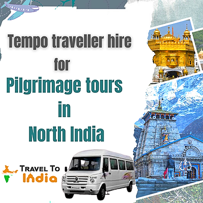 @traveltoindia Tempo traveller hire services in North India Link Thumbnail | Linktree