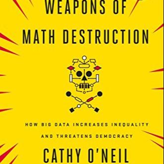 "#16 Fabiano Souza - livro 1 ""Weapons of Math Destruction"""