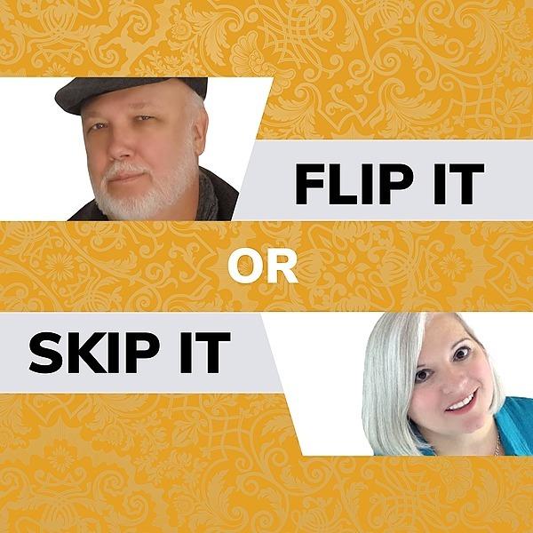 Follow Flip It Or Skip It Podcast on Instagram