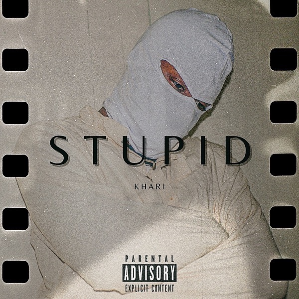"""New single """"STUPID"""" out now."""