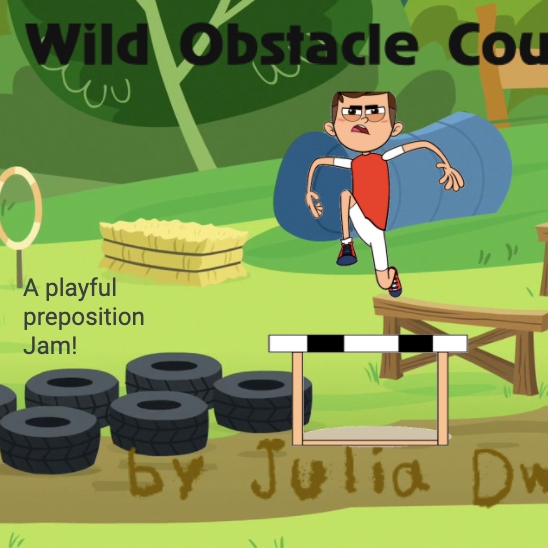 Design your own Obstacle Course *Prepositions & STEAM