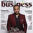 London Business Magazine Cover Story - Dale Godboldo