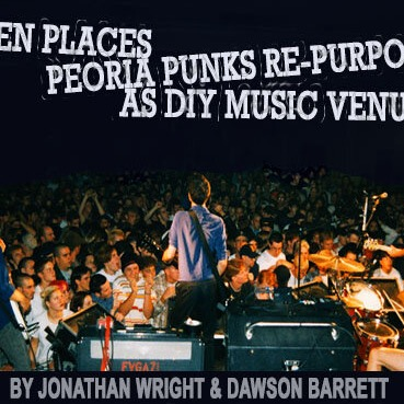 PUNKS IN PEORIA Article:  Meanwhile Back in Peoria (Peoria, IL) Link Thumbnail | Linktree