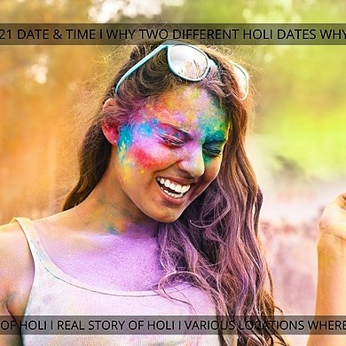 || WFEED - DIRECT TO POSTS || HOLI 2021 DATE & TIME, WHY IS HOLI CELEBRATED: HISTORY, WHY TWO DIFFERENT DATES FOR HOLI FESTIVAL.  Link Thumbnail | Linktree