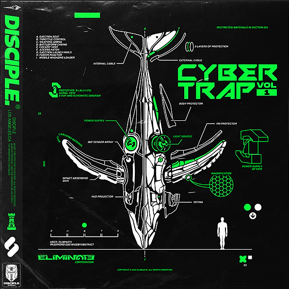 Eliminate - Cyber Trap Vol. 1 [OUT NOW]