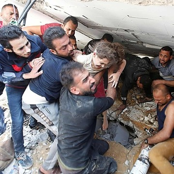 @guardian 'Bearing the brunt': the suffering of children in the Gaza-Israel conflict Link Thumbnail | Linktree